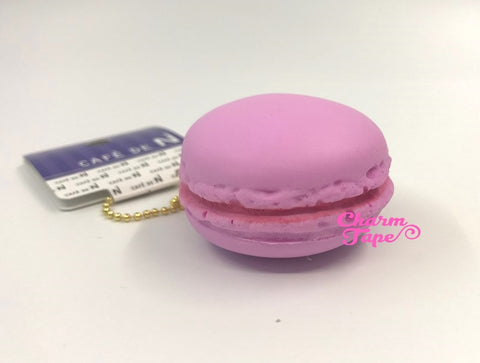 Cafe de N Light Pink Cherry macaroon squishy charm kawaii