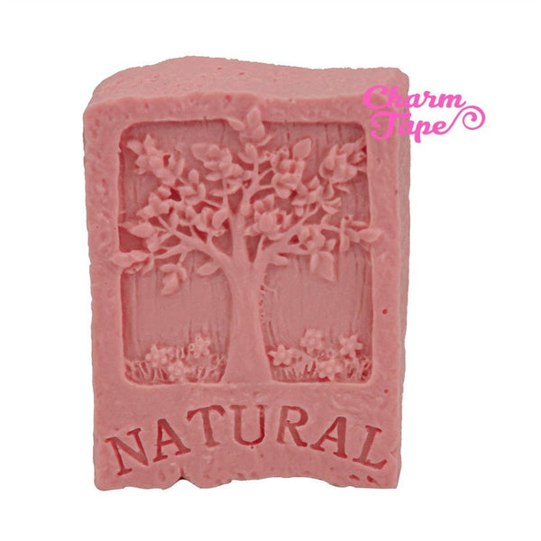 3D Highly Detailed Tree Of Life Food Graded Silicon silicone mold for uv resin /cake/ fondant / soap making flexible mold H1654