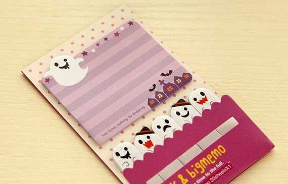 Sticky Post It Memo Note Pad 120 sheets - CharmTape - 8