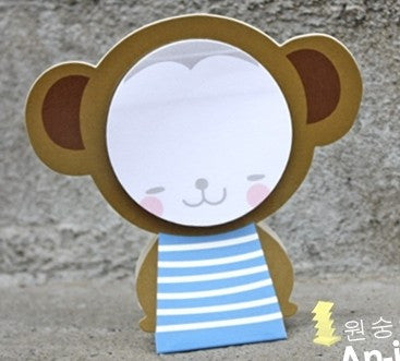 Post-it Memo Pad or Card - Monkey SS709 - CharmTape - 1