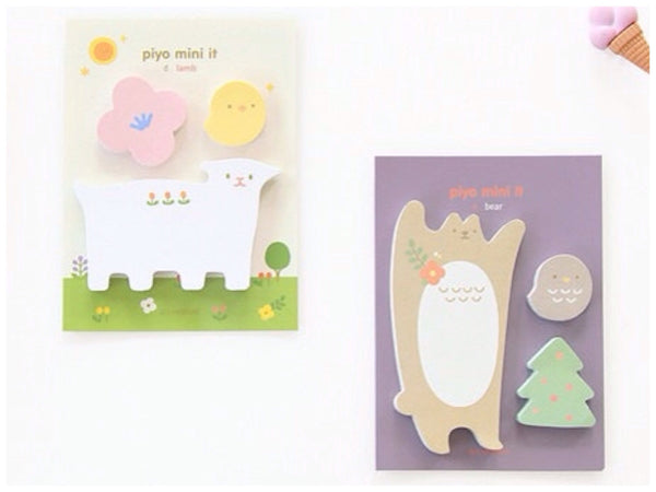 Post-it Memo Note Pad - Lamb PN5 - CharmTape - 4