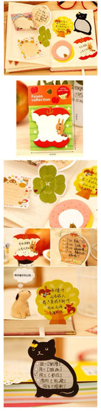 To do list Sticky Post It Memo Note Pad s283 Donut - CharmTape - 3