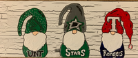 Hand-Painted Decorative Gnome Boards - Wellness Works