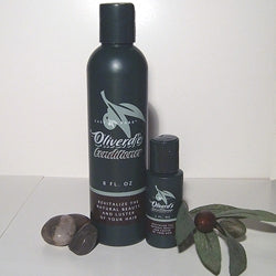 Oliverd'e® Olive Leaf Extract Hair Conditioner - Wellness Works
