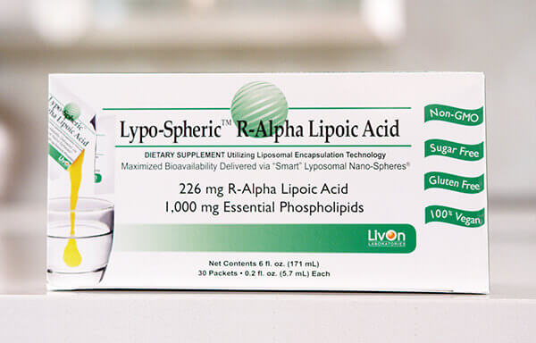 LIPOSOMAL ALPHA LIPOIC ACID (ALA) - Wellness Works