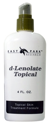 d-Lenolate® Olive Leaf Extract Topical (large 4oz) - Wellness Works
