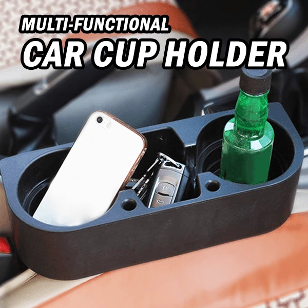 Multi-functional Car Cup Holder