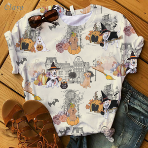 Labrador Retriever T-shirt Halloween Costumes Art