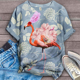 Flamingo Lovers Classic T-Shirt 11