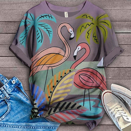 Flamingo Lovers Classic T-Shirt 31