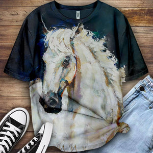 Horse Lovers Gorgeous Art T-Shirt 26
