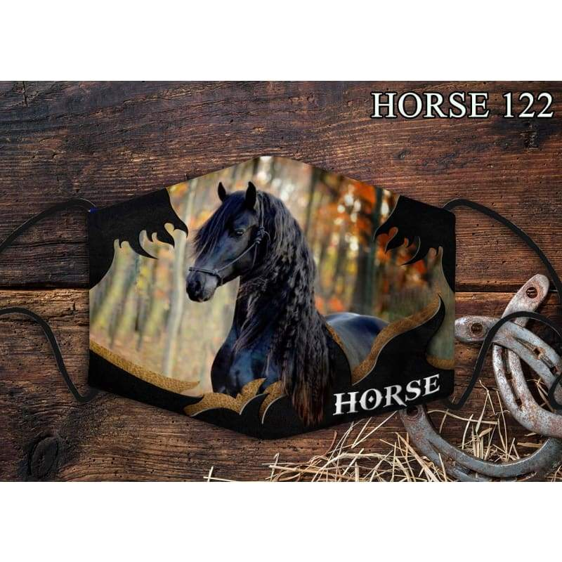 Horse Lovers Mask 10