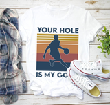 Your Hold In My Goal - Basketball