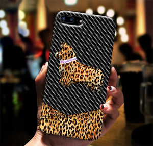 Corgi Leopard Phone Case