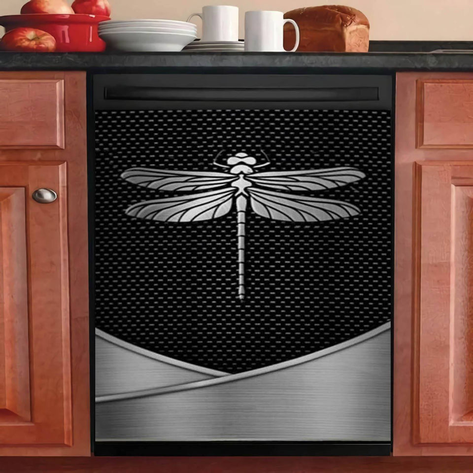 Dragon-fly Dishwasher Cover