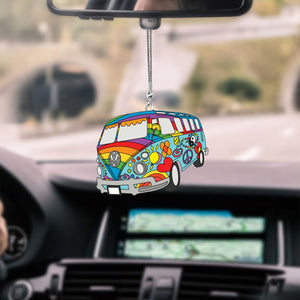 HIPPIE CAR ORNAMENT