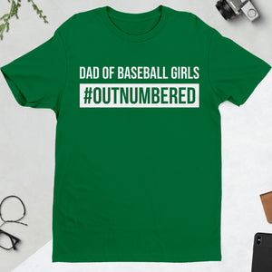Dad Of BaseBall Girls