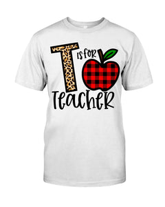 T Is for Teacher-Teacher