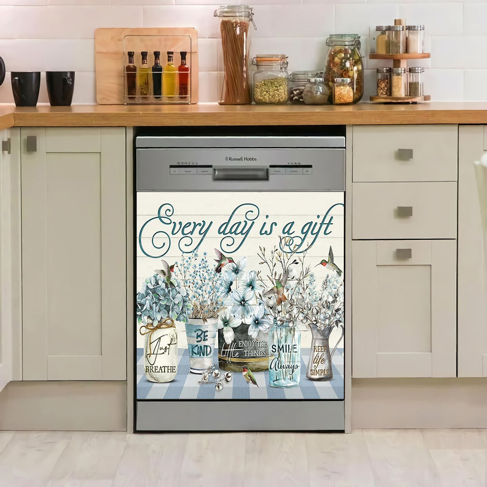 Everyday Is A Gift Dishwasher Cover