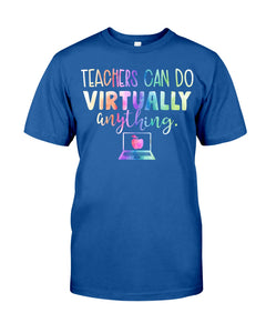 Teachers Can Do Virtually Anything