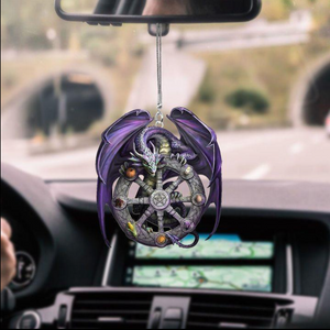 Dragon Car Ornament 17