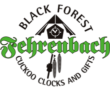 Fehrenbach Black Forest Clocks and German Gifts
