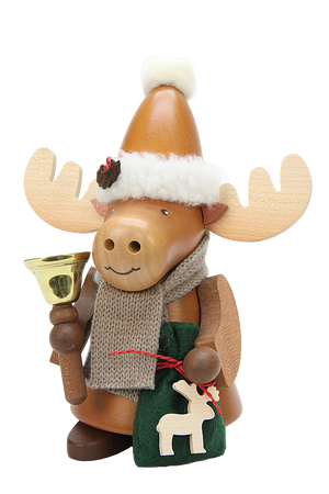Christian Ulbricht Smoker - Elk Santa Claus Natural