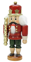 Christian Ulbricht Nutcracker - King Glazed