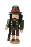 Christian Ulbricht Nutcracker - Forester Glazed