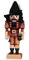 Christian Ulbricht Nutcracker - Robber Natural
