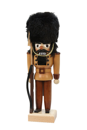 Christian Ulbricht Nutcracker - Soldier Small Natural