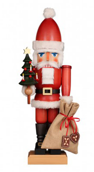 Christian Ulbricht Nutcracker - Red Santa - Extra Large