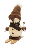 Christian Ulbricht Smoker - Snowman On Ski Natural