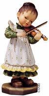 Girl with violine