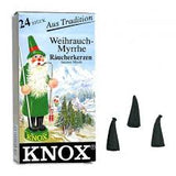 German Smoker Incense Cones
