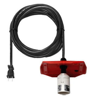 E26 Indoor - Outdoor Cable / Light Kit - A13 - Red