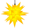 A4 Herrnhuter Moravian Star - Plastic 16""