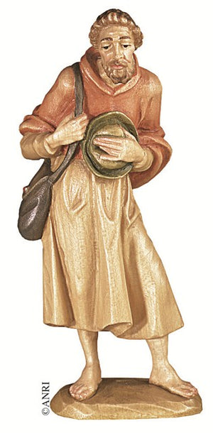 Shepherd with pouch