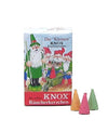 Mini German Smoker Incense Cones - Assorted