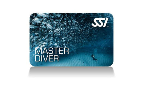 Master Diver - Cetus Dive Center