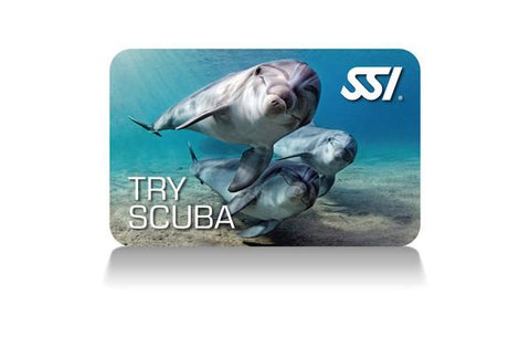 Try Scuba - Cetus Dive Center