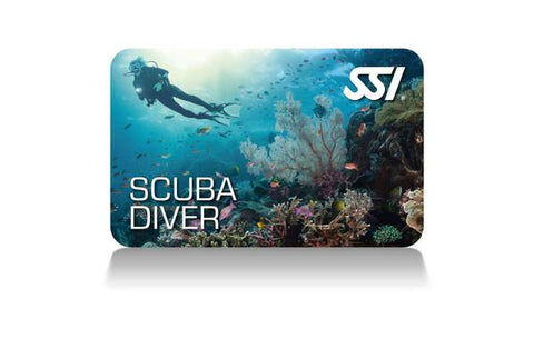 Scuba Diver - Cetus Dive Center