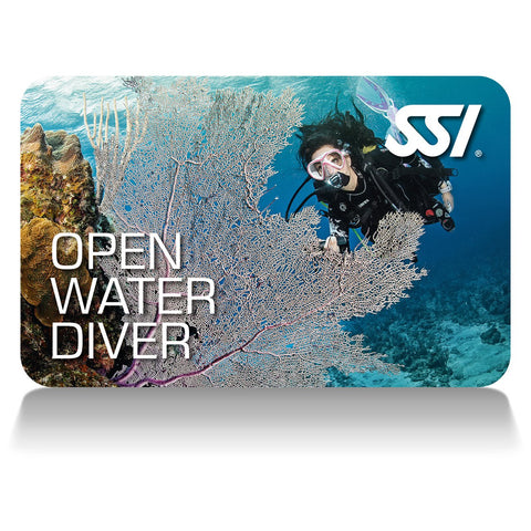 Open Water Diver - Cetus Dive Center