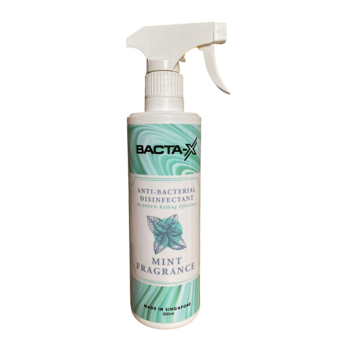 Bacta-X Mint Fragrance Antibacterial Air Freshener