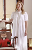 Alma short sleeve nightgown