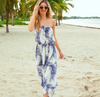 Palm Springs Strapless Jumpsuit