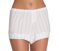 Summer Stripes Boyfriend Shorts