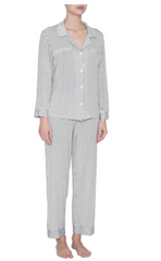 Nordic stripes heritage pj set