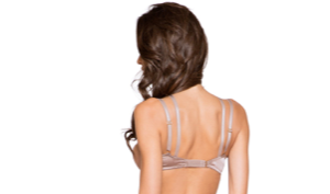 Open underwire cup & crotchless holster short set