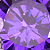 Fancy Purple Gem